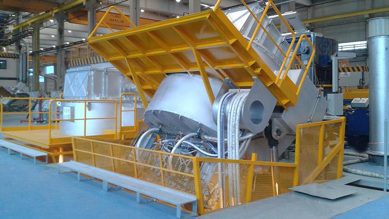 ZnStack: desarrollo de nuevo horno fusor mantenedor para el reciclado del zinc