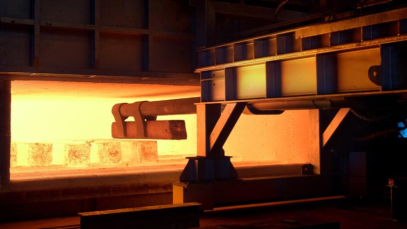 horno de acería