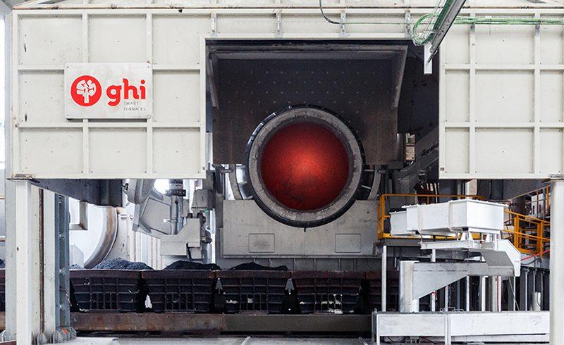 Entrevista en Radio Euskadi a Íñigo Guinea y Jose Berasategui, sobre el horno rotativo más grande del mundo para fusión de aluminio.