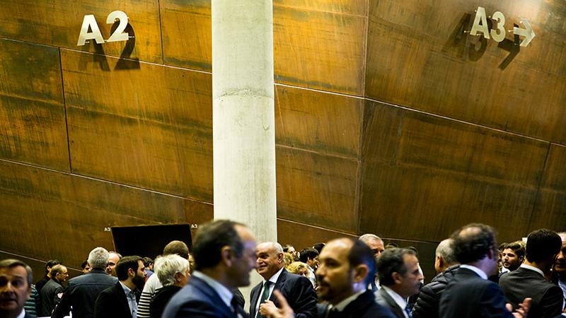 Celebración del 80 Aniversario de GHI en el Palacio Euskalduna
