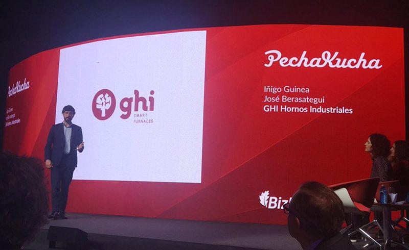 "GHI SMART FURNACES, reconocida como ""Campeona Oculta"" en Bizkaia"