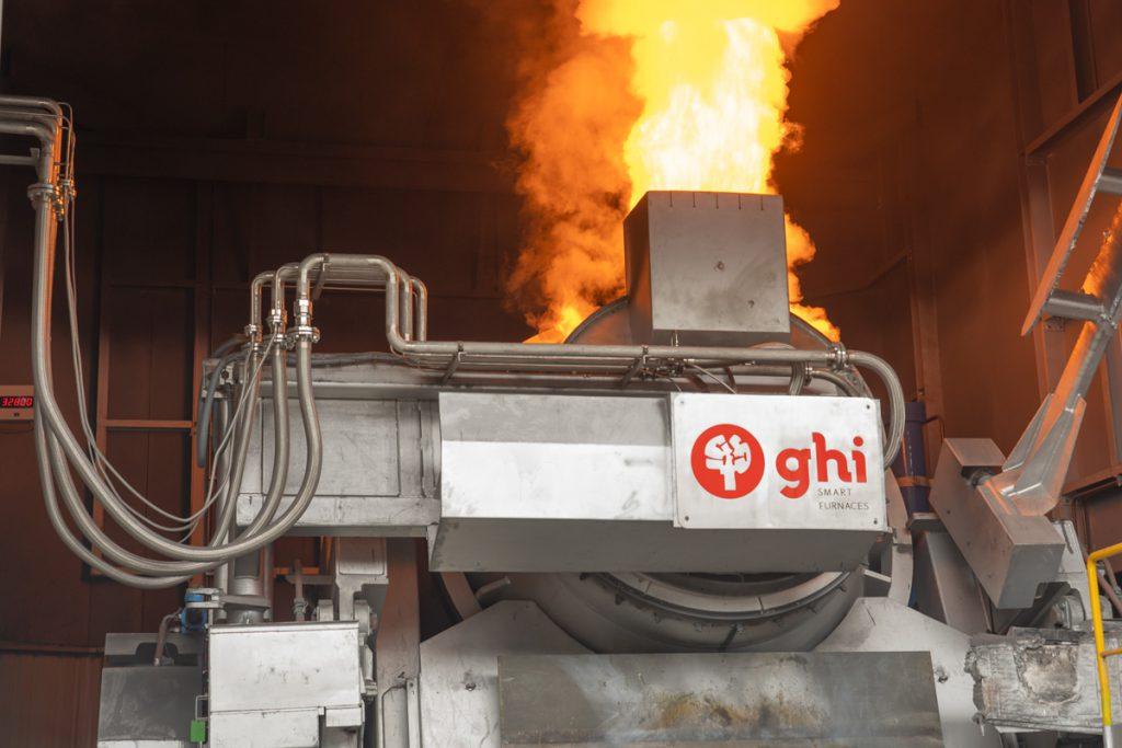 Ampliación de la planta de reciclado de aluminio de Refial