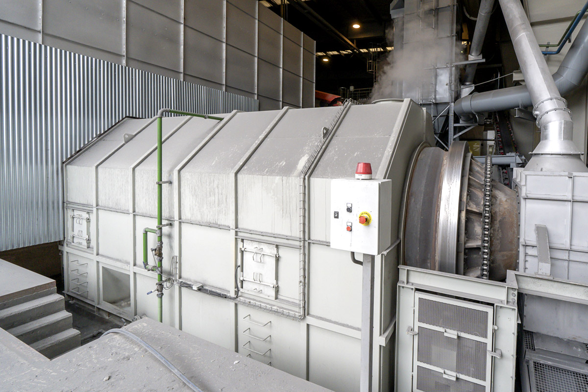 Ampliación de la planta de reciclado de aluminio de Refial, España