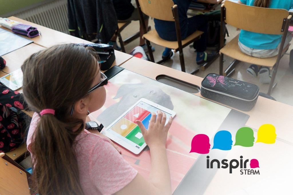 GHI participa en el proyecto Inspira STEAM