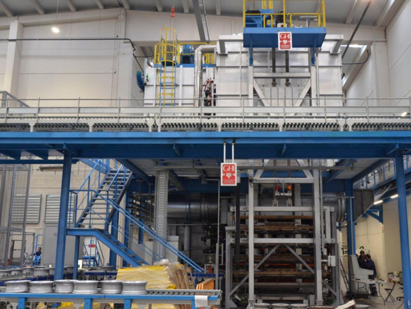 SIMOLLA: Sistema inteligente de control y monitorización avanzada en los hornos para la fabricación de llantas
