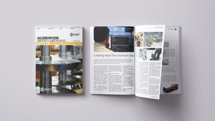 GHI en la revista Aluminium International Today