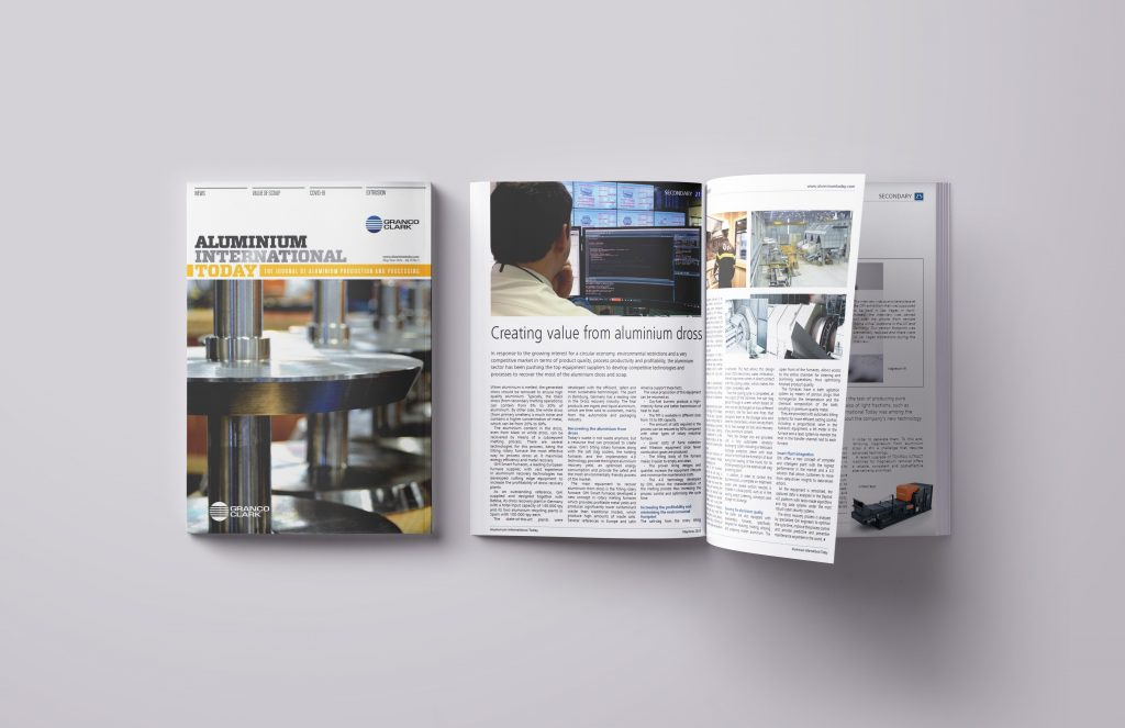 GHI en la revista Aluminium International Today