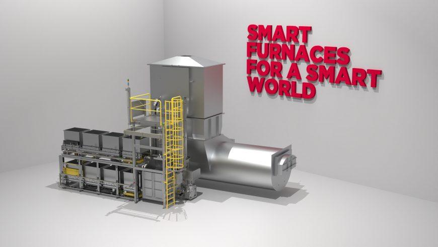 Planta de fundición Prime: Torre fusora con horno mantenedor integrado y sistema de carga