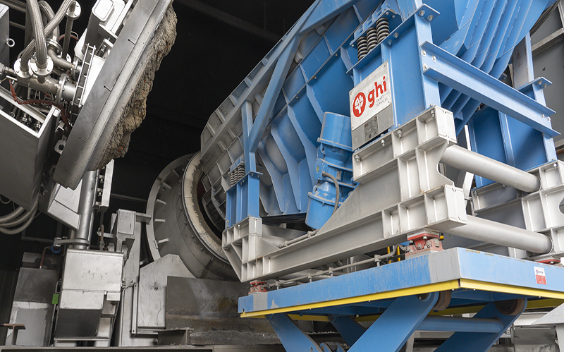 GHI participates in the European REVaMP project which aims to optimise the production processes of steel and aluminium.