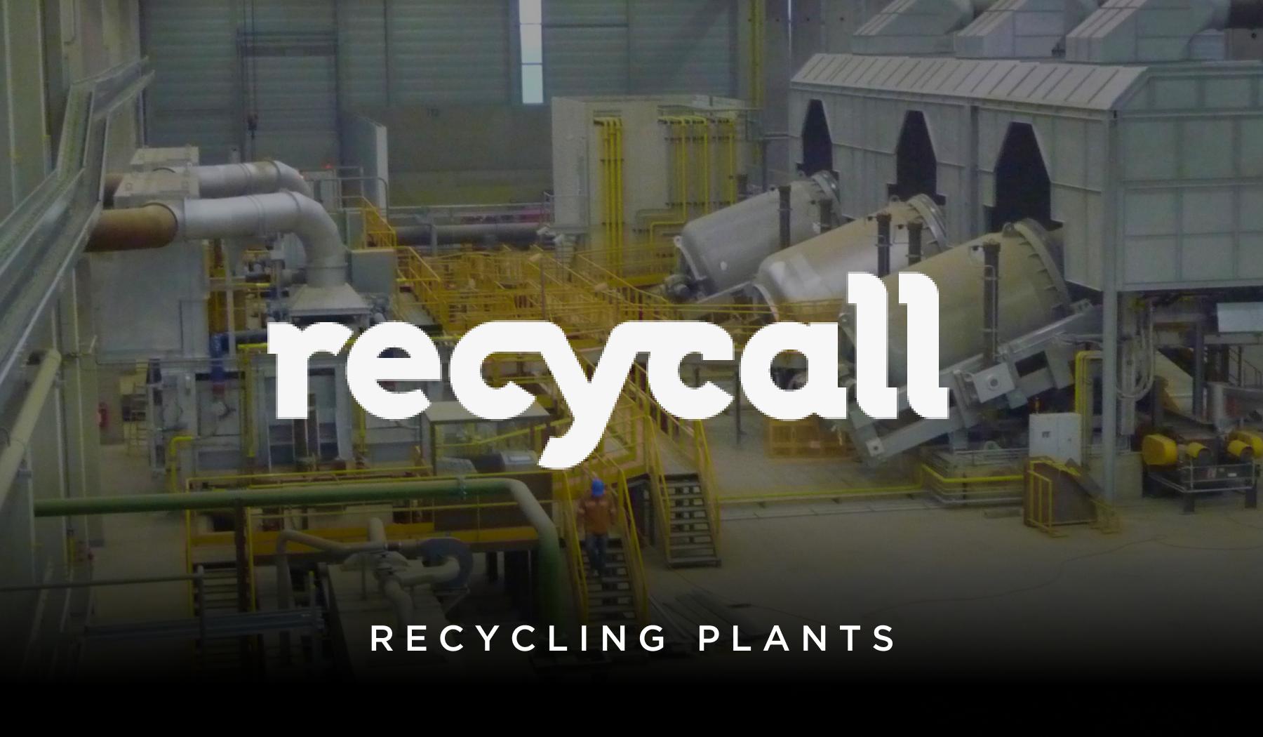 Aluminium Recycling Plants