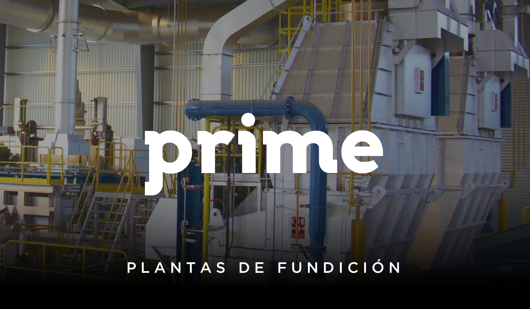 Plantas para fundición de aluminio PRIME