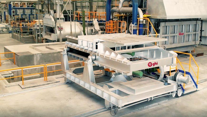 Planta llave en mano para fabricar tochos de aluminio en México