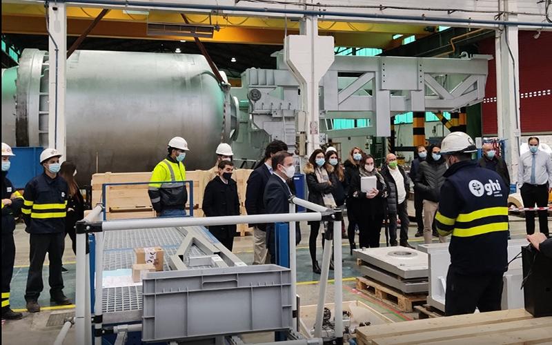 La nueva línea de ensamblaje Lean mejorará la eficiencia de GHI en la producción