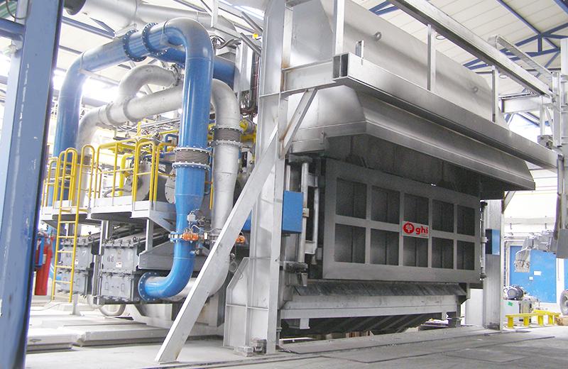 GHI suministrará una planta para fusión de aluminio de alto rendimiento a una empresa laminadora española