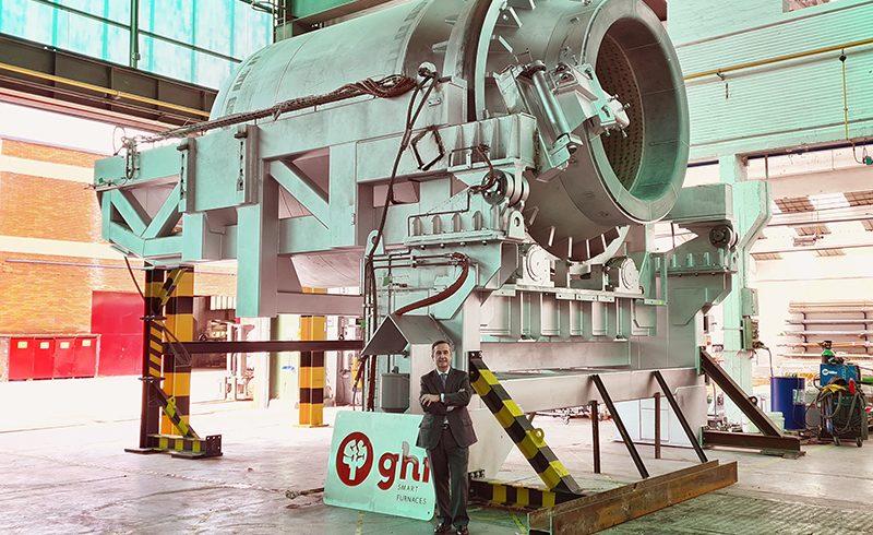 Jose Berasategui explica en Radio Euskadi nuestro liderazgo y diferenciación como proveedores de plantas y hornos inteligentes para reciclado de aluminio.
