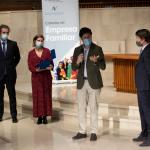 """La familia Guinea, galardonada con el """"Premio Antonio Aranzábal al empresario familiar 2021"""""""